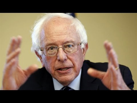Bernie Sanders Rejects Leading A New 'People's Party'