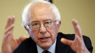 Bernie Sanders Rejects Leading A New