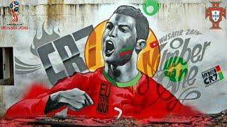 Cristiano Ronaldo - MASS Intro | World Cup 2018 | Portugal | Whatsapp status | Musafir Zain