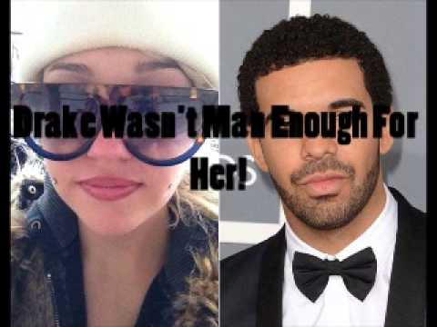 Drake Wasn't Man Enough For Her (Amanda Bynes)