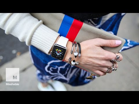 How to style your Apple watch for women | Mashable