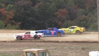 Thunder Mountain Speedway Pure Stock Feature