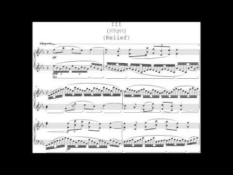 Dead Ends: III (Relief) / Noam Yatsiv / Piano: Haim Tukachinsky
