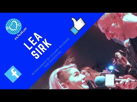 escSocial presents... Lea Sirk (Slovenia) at Eurovision In Concert, Amsterdam