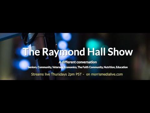 The Raymond Hall Show - A DIALOGUE ON MENTAL ILLNESS W/HAROLD TURNER - DIR. OF NAMI 8-03-17
