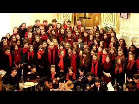 Concert Craciun 2015 - Colegiul German Goethe