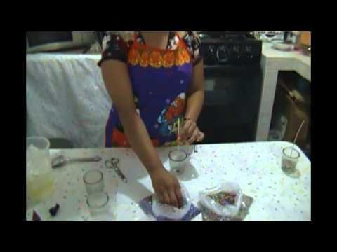 C mo hacer velas de gel youtube - Como hacer velas ...