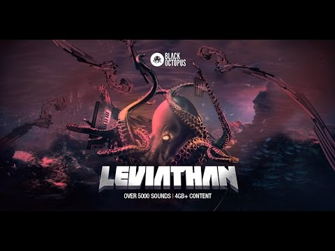 Black Octopus Sound - Leviathan - 5000 samples!  4GB+