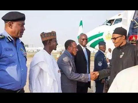 NMA wants President Buhari to replicate London's health facilities in Nigeria