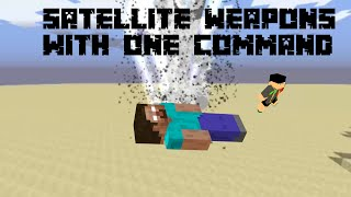 Satellite Weapons with one command [1.10]