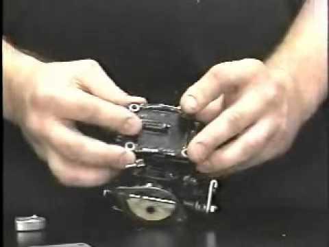 Rebuilding your PWC Carburetors