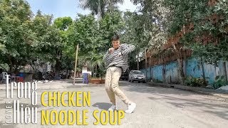 Trong Hiếu Chicken Noodle Soup Challenge