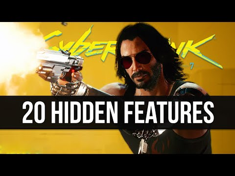 20 More Secret Features Cyberpunk 2077 Never Tells You About (Tips & Tricks)