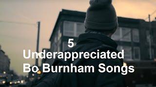 5 التقدير بو بورنهام الأغاني
