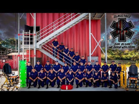 EMT Class 1802 Video - Southwest Florida Public Service Academy