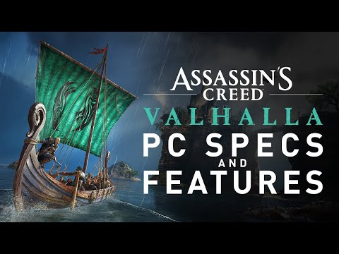Assassin's Creed Valhalla PC Specs & Features - NGON