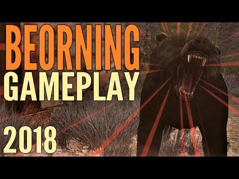 LOTRO Beorning Gameplay 2018 – Lord of the Rings Online Mordor