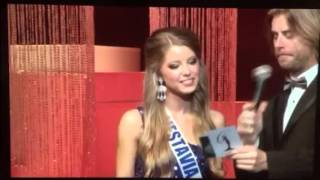 Baskin Champion - Miss Alabama Teen USA and Her Fried Chicken Response