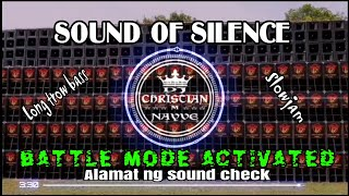 Sound of Silence Slowjam remix - Dj Christian Nayve