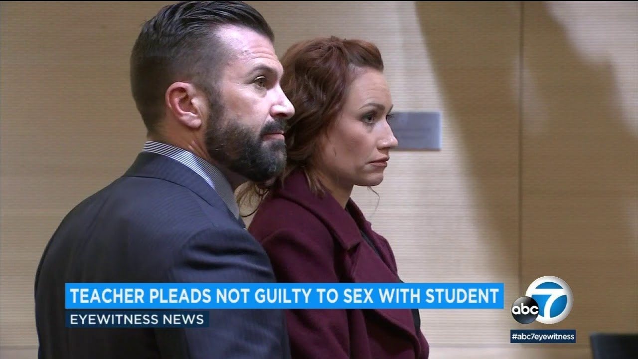 Download Beaumont High School teacher accused of having sex with student pleads not guilty | ABC7