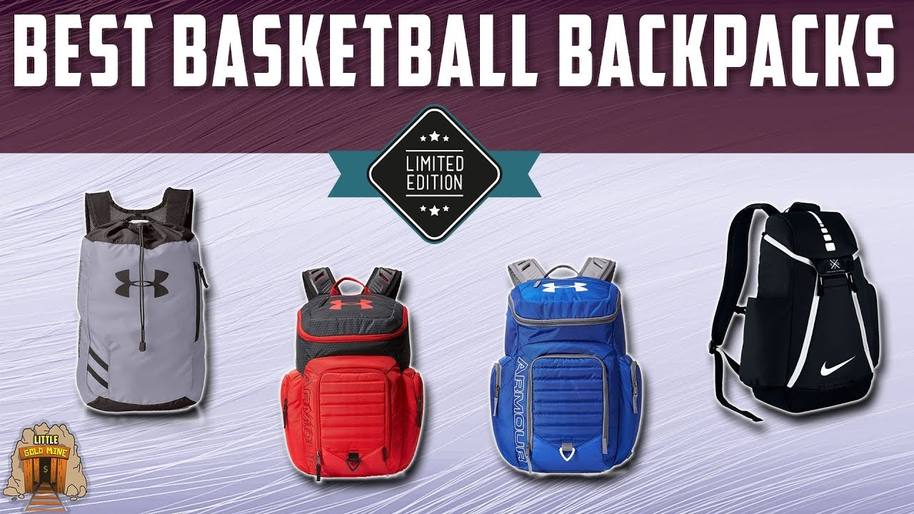 a66764cc57d Top 5 Best Basketball Backpacks for You in 2019 - YouTube