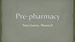 Prepharmacy, the Perfect PCAT and Getting into Pharmacy School