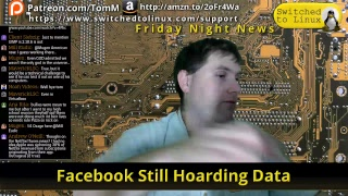 Facebook hoards More Data but Apple is Not Happy!