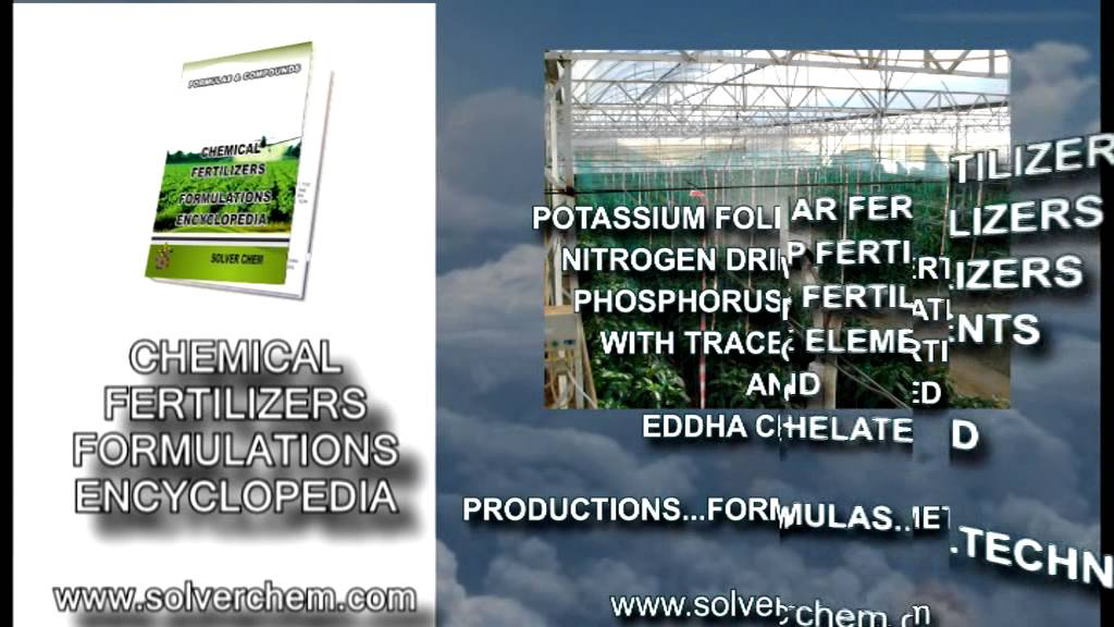 HOW TO MAKE EDTA CHELATED IRON FERTILIZERS | ARTICLES | SOLVER CHEM