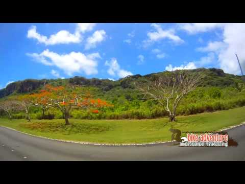 Marianas Trekking Downhill Bike Adventure Saipan