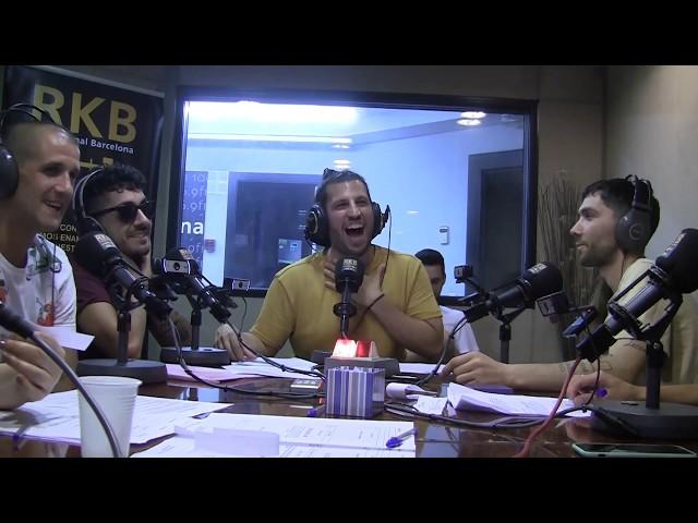 SIRLA - Entrevista en Bajo Primera con Tony Martínez