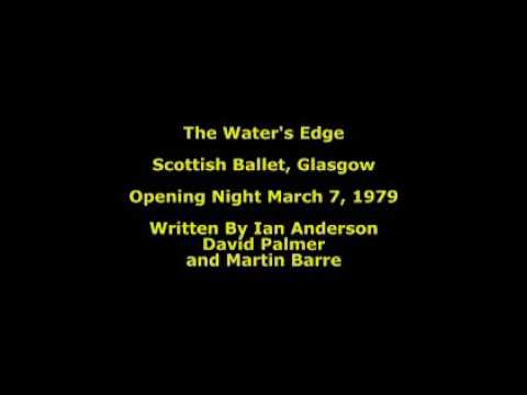 Jethro Tull Live Audio - The Water's Edge Glasgow With Scottish Ballet March 7, 1979