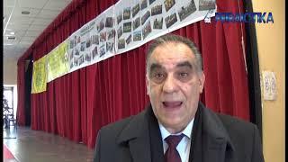 ΔΗΛΩΣΕΙΣ ΔΗΜΑΡΧΟΥ ΓΙΑΝΝΗΣ ΛΑΓΟΥΔΑΚΗΣ 22/01/2019