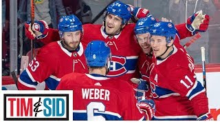 Are The Montreal Canadiens For Real? | Tim and Sid