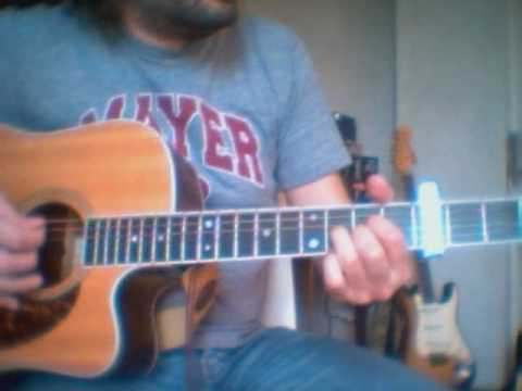 How to play COMFORTABLE by John Mayer - Guitar Mupi