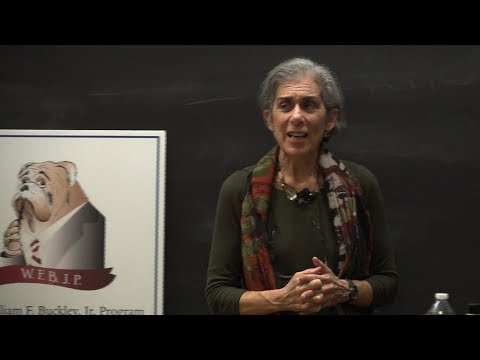 "Amy Wax on ""What is Happening to the Family, and Why?"""