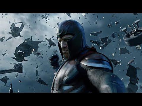 Download Magneto Powers Scenes (Michael Fassbender)