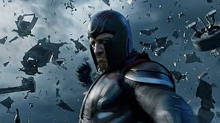 Magneto Powers Scenes (Michael Fassbender)