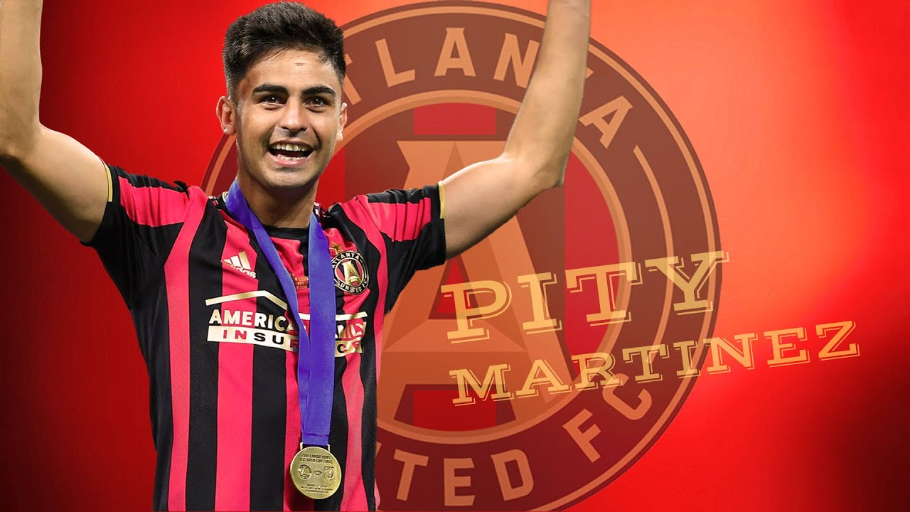 Pity Martinez does not make starting XI for Atlanta United in MLS Playoff match