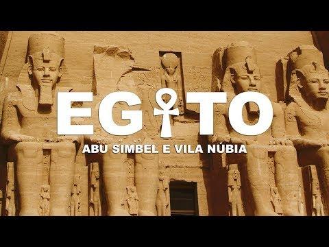 Abu Simbel e Vila Núbia - EGITO - 2ª Temporada l Ep.4