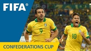 Download Brazil 3:0 Spain, FIFA Confederations Cup 2013 Mp3 and Videos