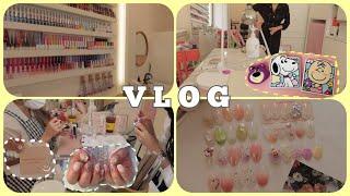 V-LOG | 네일리스트 일상브이로그(우리여러분오랜만이…