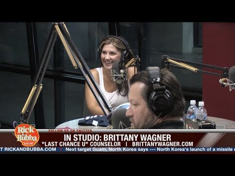 BRITTANY WAGNER from LAST CHANCE U    Rick & Bubba     Aug. 30, 2017