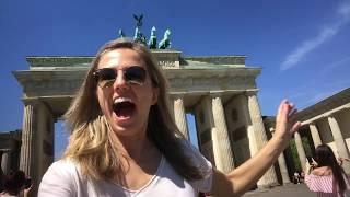 German in 1 Minute: Das BRANDENBURGER TOR in BERLIN!