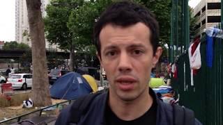 Louis Barda, coordinateur des programmes Migrants Ile-de-France