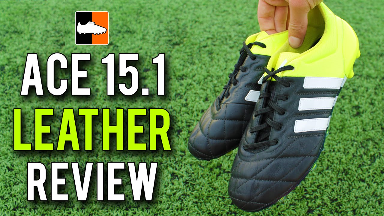 b202df1c5 ... soccer shoes b4300 82ce1; cheapest leather ace 15.1 review adidas  bethedifference youtube 96928 9ccab