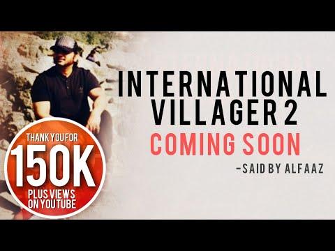 Yo Yo Honey Singh Upcoming Album 'International Villager 2' Said by Alfaaz | Mafia Mundeer