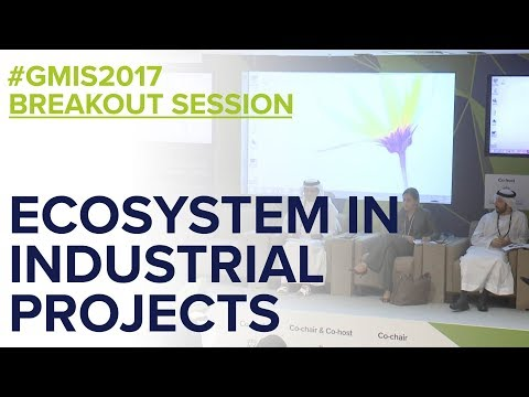Ecosystem Industrial in Industrial Projects - GMIS 2017 Day 1