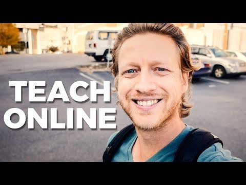 How to Teach Online: A Day in the Life of an Online, Independent Teacher