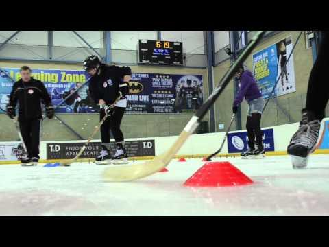 IIHF World Girls Ice Hockey Day, National Ice Centre, Nottingham, UK