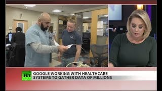Google & health firm join up — your med data at risk?